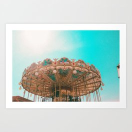 In my Dreams Art Print