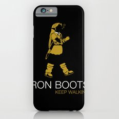 Iron Boots Slim Case iPhone 6s