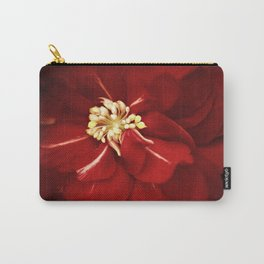 Madeira Begonia Carry-All Pouch