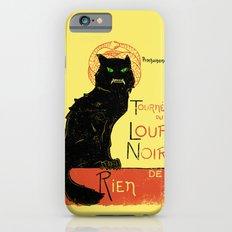 Loup Noir iPhone 6 Slim Case