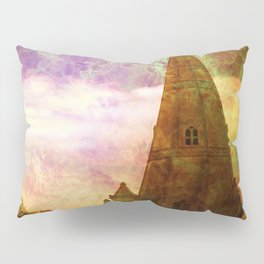 The Crooked Spire. Pillow Sham