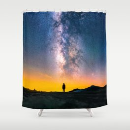 Heavens Above Shower Curtain