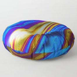Soap Bubble 3 Floor Pillow