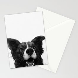 who's a good boy? Stationery Cards
