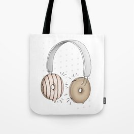 My Kind of Tunes Tote Bag
