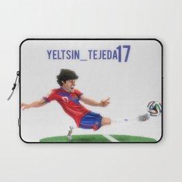 Yeltsin Tejeda, Costa Rica. Fifa Wold Cup Brasil 2014 Laptop Sleeve