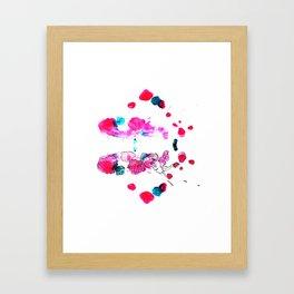 MerInk Framed Art Print
