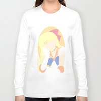 sailor venus Long Sleeve T-shirts featuring Sailor Venus by Polvo