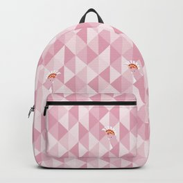 Major Mitchell's Backpack