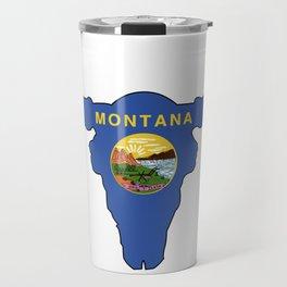 Montana Bison Travel Mug