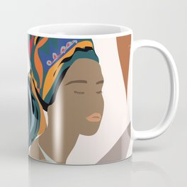 65c5cd2dbd5f Women with the Turbans Coffee Mug
