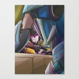 Cheeky Canvas Print