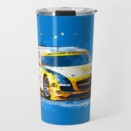 GT3 Series Race Car Travel Mug