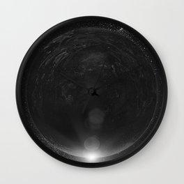 MACROCOSMOS 02 Wall Clock