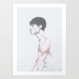 Circuitry Surgery 1 Art Print