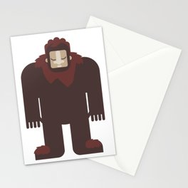 Notorious BIGfoot Stationery Cards