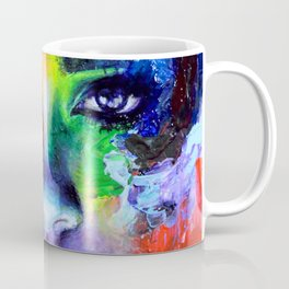 Rihanna Colors Coffee Mug