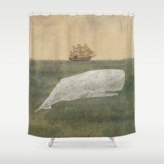 Far From Nantucket  Shower Curtain