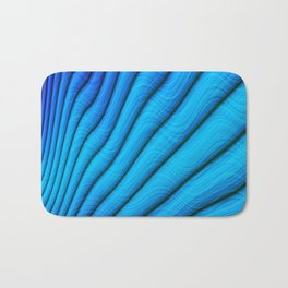 Spectral Waves Bath Mat