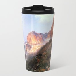 Golden Gate, Yellowstone National Park Travel Mug