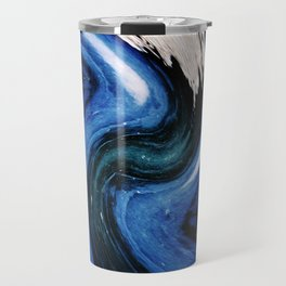 Starry Starry Bark Travel Mug