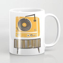 Vinyl Deck Coffee Mug