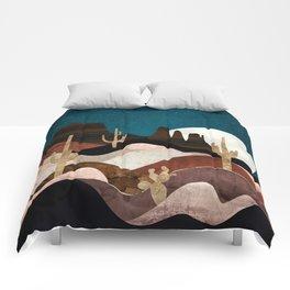 Desert Stars Comforters