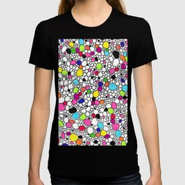 Circles and Other Shapes and colors T-shirt