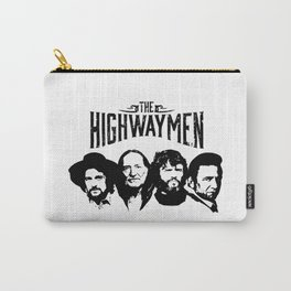 The Highwaymen Music Carry-All Pouch