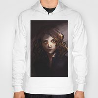 moriarty Hoodies featuring elementary: jamie moriarty [3] by roanne Q