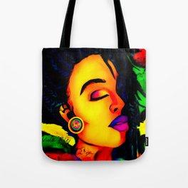 JAMAICIAN QUEEN Tote Bag