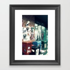 Promotions Framed Art Print