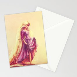 Gilded Stationery Cards