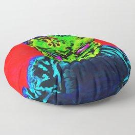 Nitrogen Floor Pillow
