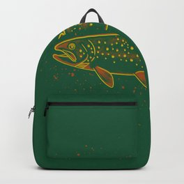 River Woman Backpack
