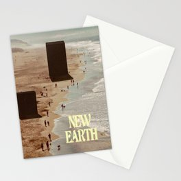 New Earth Stationery Cards