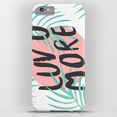 Luv u more iPhone 6 Plus Slim Case
