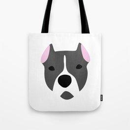 My dog, Gia Tote Bag