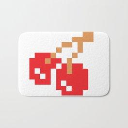 8-bit Cherry Bath Mat