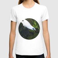bali T-shirts featuring Bali Myna by Design Windmill