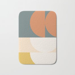 Abstract Geometric 02 Bath Mat