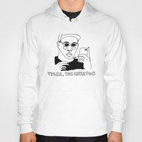 tyler the creator Hoodies featuring Tyler, The Creator by ☿ cactei ☿