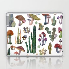 Cactus and Mushrooms NEW!!! Laptop & iPad Skin
