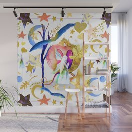 Starry Nights Wall Mural