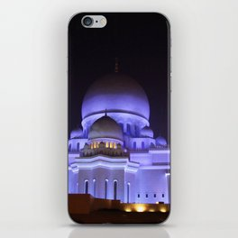 Sheikh Zayed Grand Mosque iPhone Skin