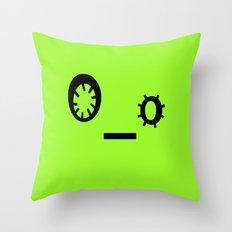 Shock Throw Pillow