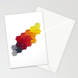 Fire to Smoke Stationery Cards