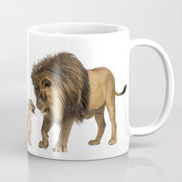 Dad and son Coffee Mug