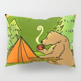 Mountain Air Booty Bear Pillow Sham