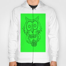 Owl of the Day Hoody